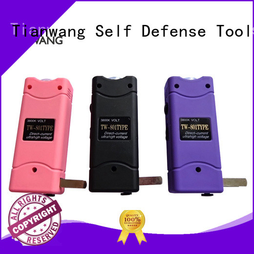 Tianwang energy-saving electric shock device oem&odm for police