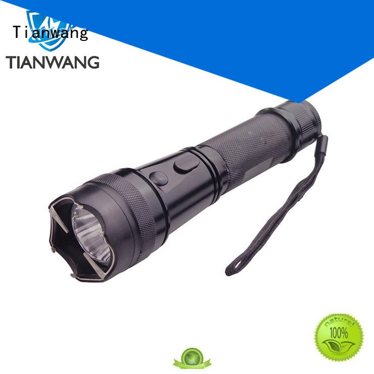 Tianwang rechargeable stun gun custom