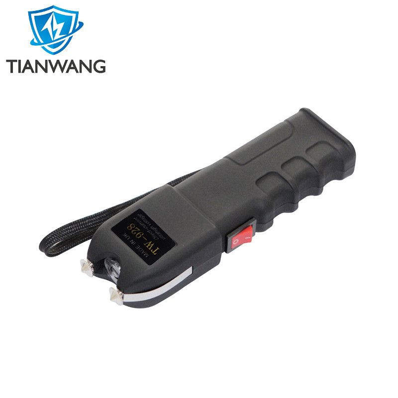 28 Billion Volts Safety Electric Shockers with Flashlight (TW-928) Stun Guns