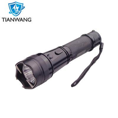 Heavy Power Aluminium Taser Stun Guns with LED Flashlight