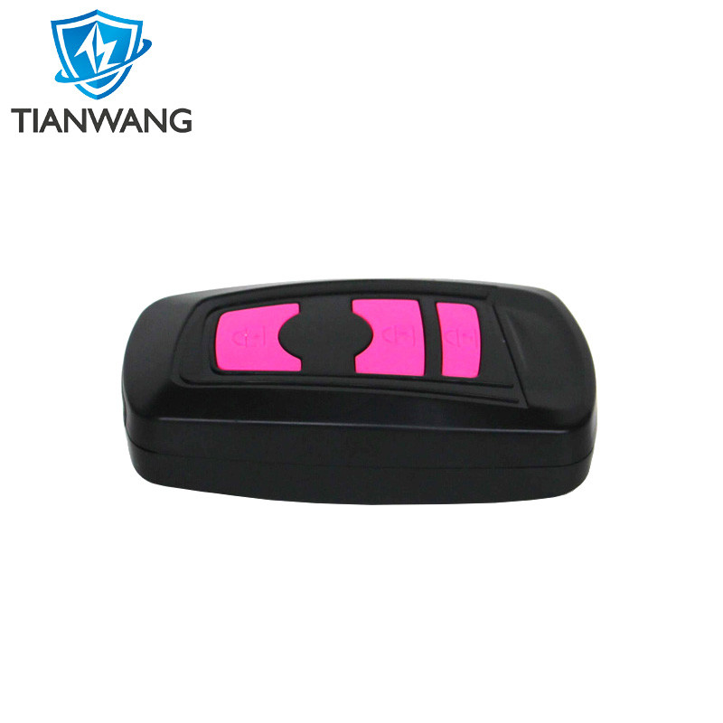 Tianwang High Duty Rechargeable Car Key Stun Taser with Alarm Siren