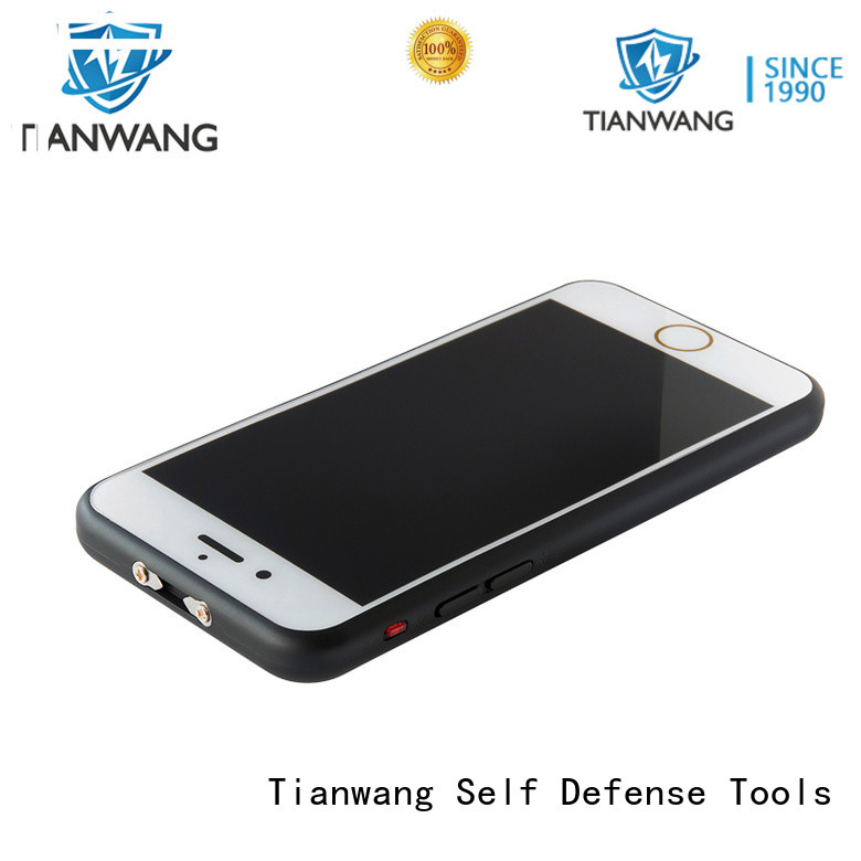 Tianwang high quality best taser for self defense oem&odm for wholesale