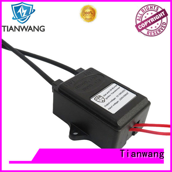 Tianwang burner ignition transformer custom service oem&odm