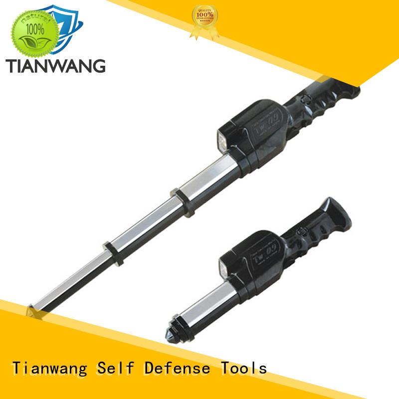 Tianwang effective police bat top brand factory supply