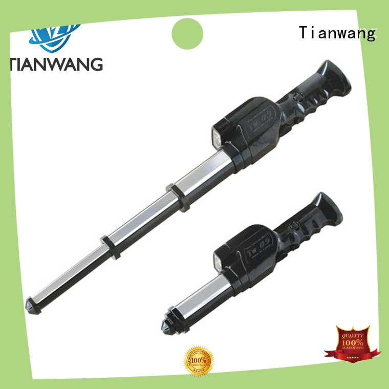 Tianwang police baton top brand bulk supply