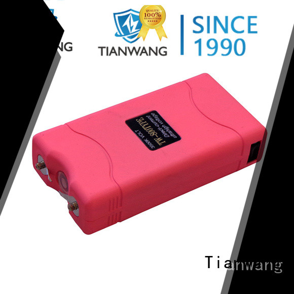 Tianwang handy police stun gun bulk supply
