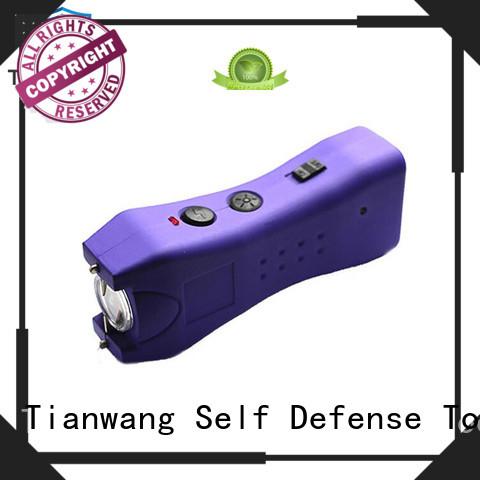 high quality self defense taser oem&odm for lady