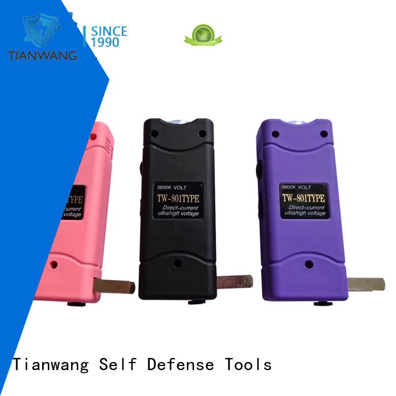 Tianwang self defense flashlight oem&odm for police