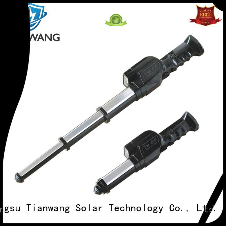 Tianwang stun baton top quality factory supply