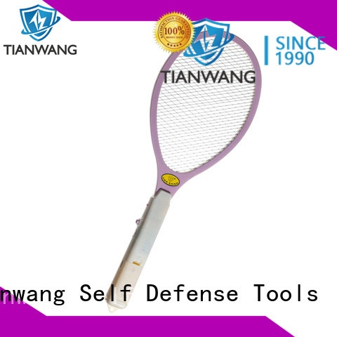 Tianwang electric mosquito racket factory supply wholesale