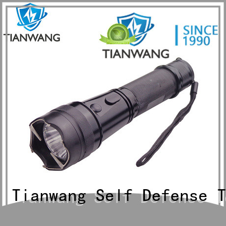 Tianwang handy police stun gun custom for police