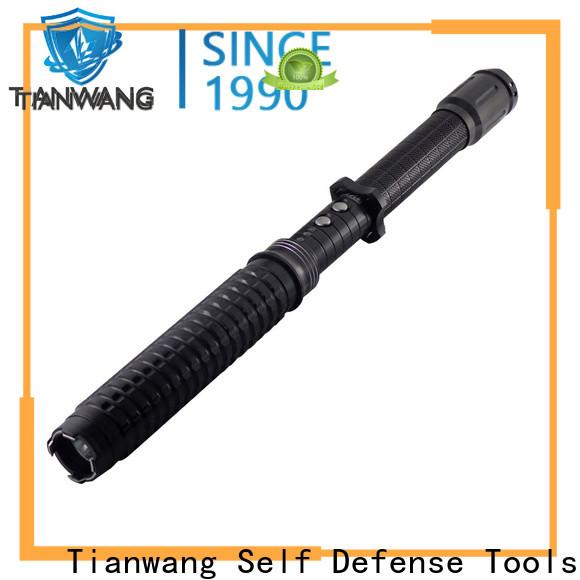 Tianwang stun gun baton top quality bulk supply
