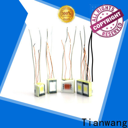 Tianwang easy-cleaning arc lighter transformer oem&odm with USB interface