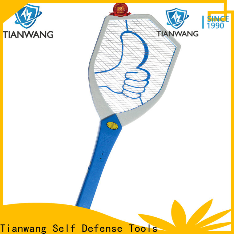 Tianwang effective mosquito killer racket factory supply