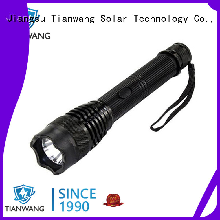 energy-saving self defense flashlight oem&odm for police