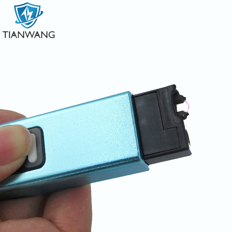 Small Usb Rechargeable Electric Plasma Arc Lighter Cigarette with Flashlight