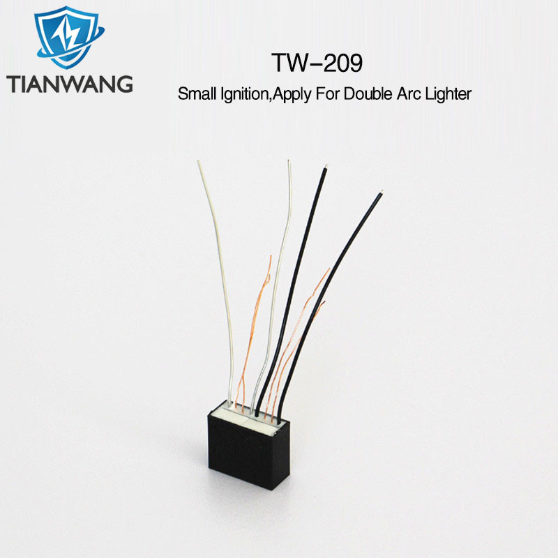 7.5KV Arc Ignition High Voltage Inverter Step Up Boost Coil Transformer Lighter Accessories(TW-209)