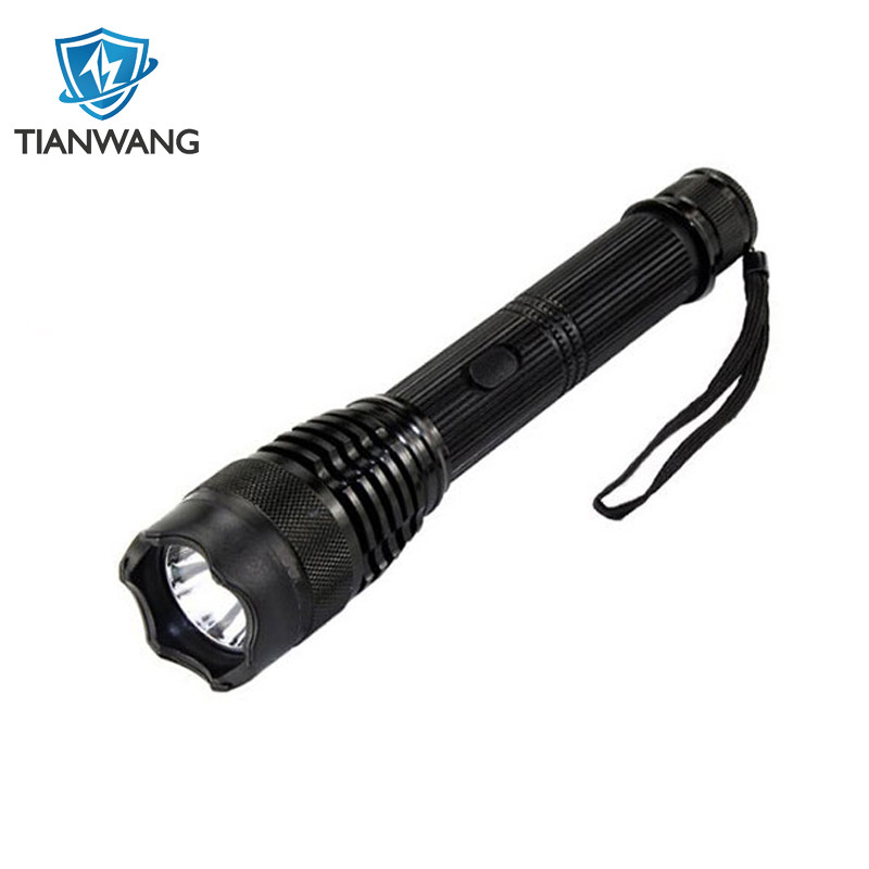 Aluminum 4000kv Electric Shock Device with LED Flashlight (TW-358) Stun Guns
