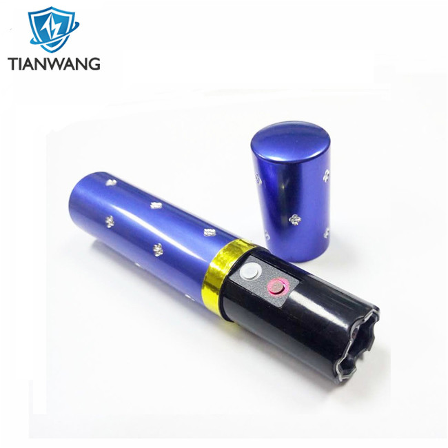 Mini Lipstick Self Defense Stun Guns Taser Use for Ladies(TW-1202)