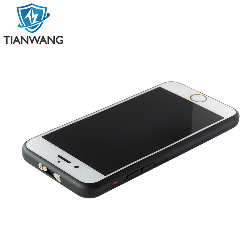Tianwang Women Self Defense Stun Guns with Zap (iPhone 6S) image1