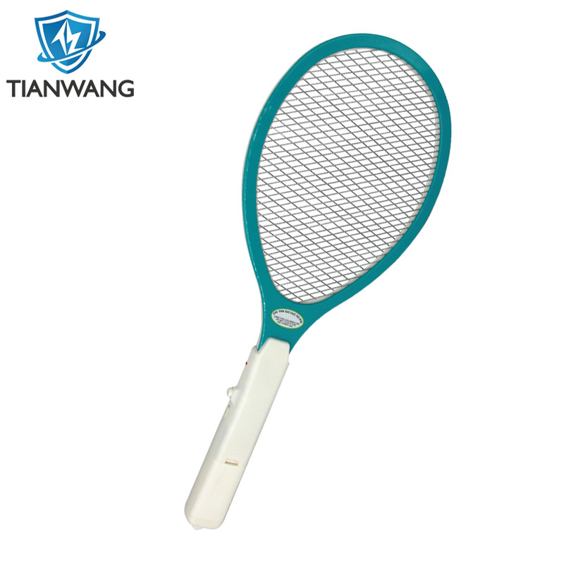 Battery Electric Mosquito Swatter Fly Swatter Mosquito Killer Racket BSCI Approved