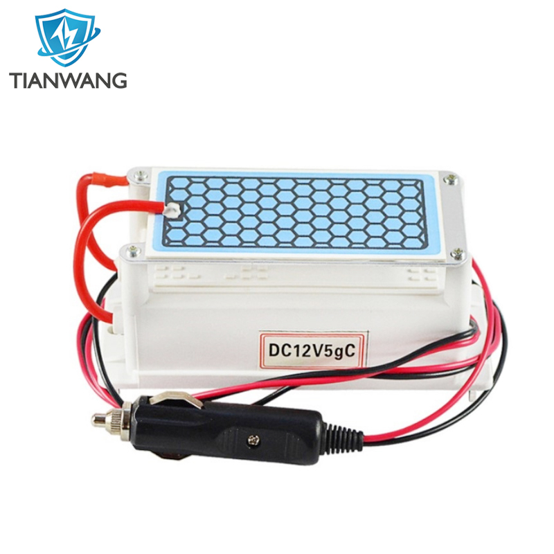 Tianwang AC220V 10G Medical Portable Ozone Generator Double Integrated Ceramic Plate Air Ozonizer Machines Ozone Generator for Air Purifier image1