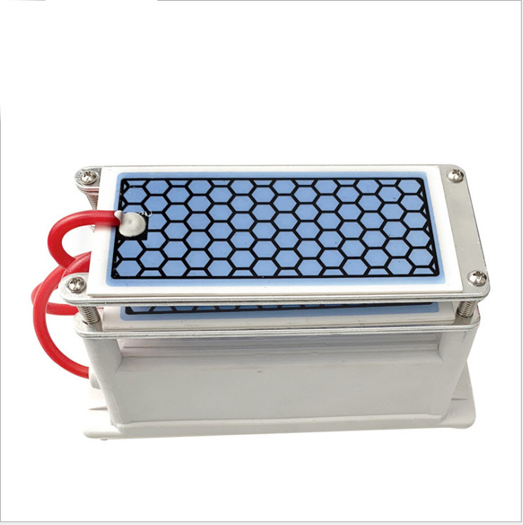 20g/h Portable Ozone Generator for Air Sterilizer Double Ceramic Plate Ozonizer