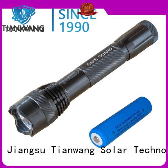Tianwang handy electric shock device custom for wholesale