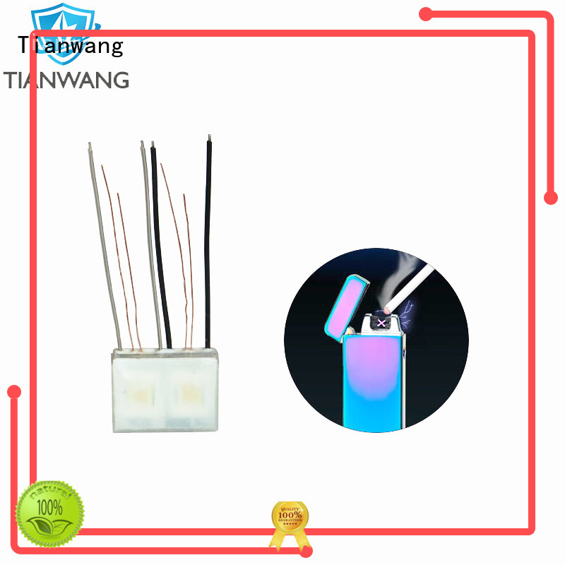 low carbon electricity lighter transformer rechargeable for wholesale