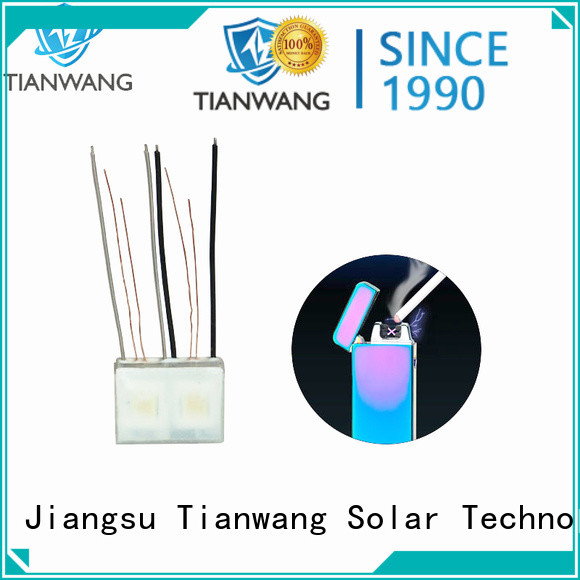 easy-cleaning ignition transformer rechargeable with USB interface