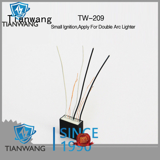Tianwang ignition transformer rechargeable with flashlight