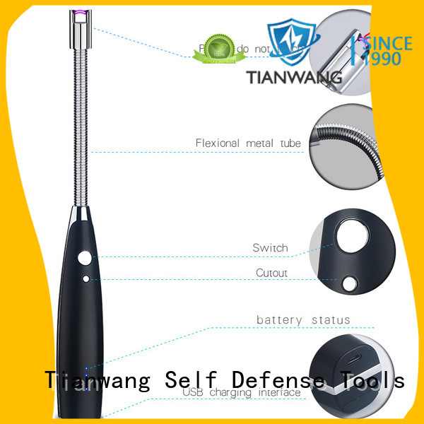 Tianwang oem&odm electric candle lighter energy-saving factory supply