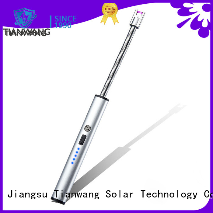 Tianwang universal usb candle lighter energy-saving fast delivery