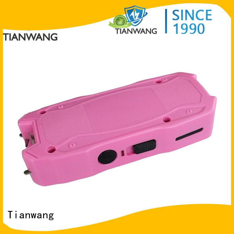 Tianwang best stun gun bulk supply for wholesale