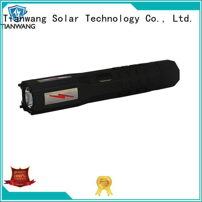 Tianwang energy-saving self defense flashlight bulk supply for police
